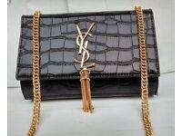 Yve Saint Laurent Cassandre Clutch Designer YSL Bag
