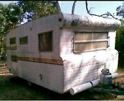 WANTED TO BUY AN OLDER CARAVAN Adelaide CBD Adelaide City Preview