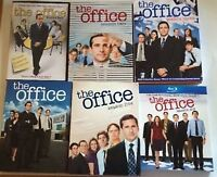 The Office Seasons 1-6