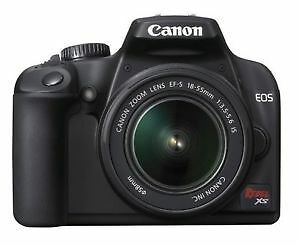 Canon Rebel XS DSLR Camera