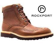 Mens Brogue Dealer Boots