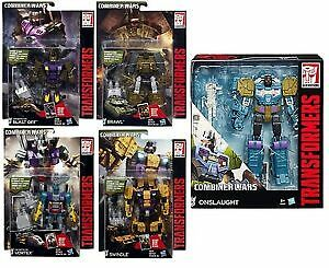 Transformers Combiner Wars Bruticus Combaticons Shockwave SEALED