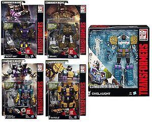 Transformers Combiner Wars Bruticus Combaticons Shockwave SEALED