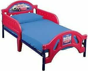 Disney Cars toddler bed boys brand new