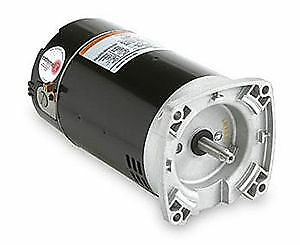 SWIMMING POOL PUMP MOTOR AND MECHANICAL SEAL