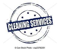Cleaning Services- Satisfaction Guaranteed