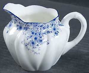 Dainty Blue - Perfect condition - Large Creamer