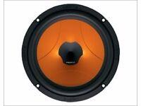 Car Stereo Bundle | X2 HERTZ Shelf Speaker | x2 HERTX Door Panel Speaker | x1 Kenwood CD USB