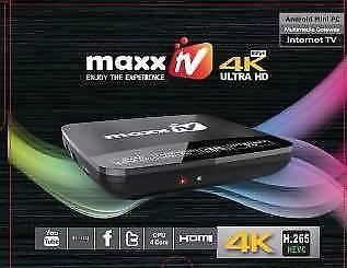Maxx TV Box
