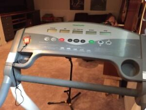 TUNTURI TREAD MILL - folding-mint condition Kitchener / Waterloo Kitchener Area image 1