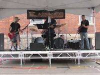 Cover band available for private functions and bar gigs