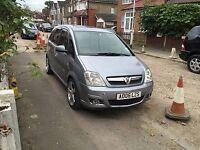 Vauxhall Meriva, 5 door, manual, 16v £950 ONO