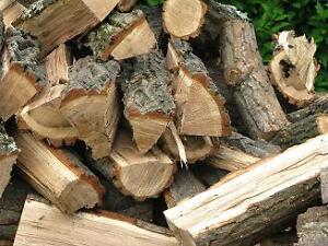 8 cords of split firewood free delivery
