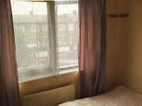 From 29 Aug. Light double room, calm place. Tower Hamlet.