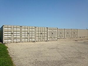 20 or 40 Foot Storage Containers