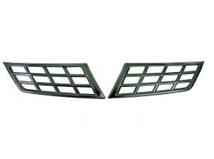 NISSAN ALTIMA +  ROGUE + VERSA CHROME  GRILLE KIT Edmonton Edmonton Area image 1