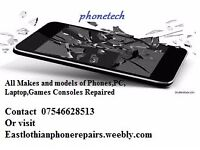 Smartphone parts and repairs