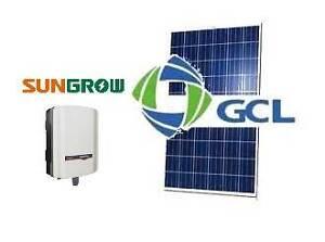 5kW Solar Panel System Tier 1 Pol Solar Panels + Sungrow Inverter Brisbane City Brisbane North West Preview