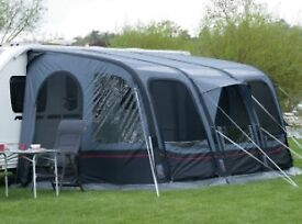 Quest Westfield Carina 420 AIR Inflatable Awning Plus Single Inflation Kit