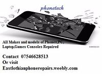 Smartphone parts and lcd screens for sale