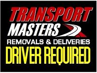 EARN UP TO £800-£1800 PER WEEK+TIPS AS A REMOVAL & DELIVERY COURIER DRIVER VAN & TRAINING PROVIDED