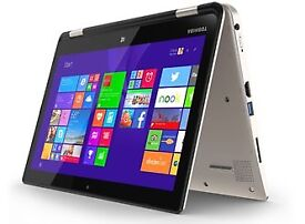 Touch Screen Laptop. Flip screen 360 Degrees. Use as Laptop or Tablet