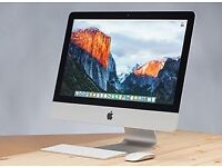 "Apple iMac 21.5"" Slim line Intel Core i5 8GBram 1Tb HD GeForce GT 750M Graphics"