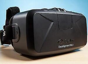 Oculus Rift DK2 w/ hookups OBO