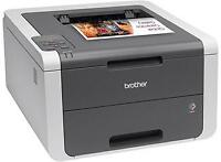 BREND NEW Brother HL-3140CW Wi-Fi Color Laser printer