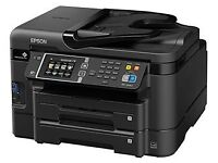 Epson WF3640 wifi Printer/ Scanner/ Fax. Colour & Black & White