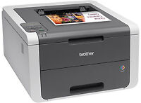 Brother 3140 CW Colour Laser Printer (Machine only)