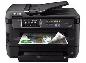 Epson WorkForce WF-7620 Southbank Melbourne City Preview