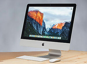 iMac 21.5 (3.1GHz Intel Corei7)