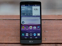 LG G3 D852- 32GB Unlocked, Android 5.0, 4GB Card, New Battery