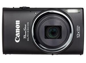 Canon Powershot ELPH 340 HS