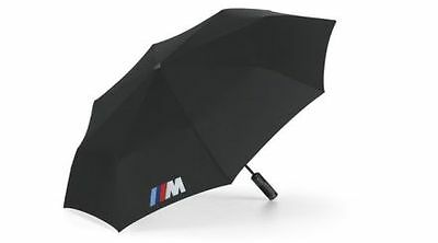 BMW Genuine M Collection Pocket Umbrella Diameter: 98cm Logo Black 80232410917