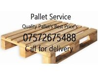Quality Euro Pallet's