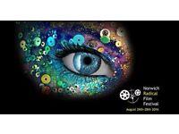 Norwich Radical Film Festival - Get involved in film!