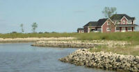 Waterfront Property Protected Lot Near Gimli MB