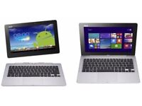 ASUS TX201 Transformer Laptop/Tablet, Intel i7, 500GB, Android and Windows! Great condition
