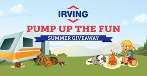 ISO Games stickers for Irving Pump Up The FUN. Will pay cash