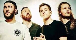 2 x Tickets to I Prevail - Corner Hotel Gig Saturday 1st April Wendouree Ballarat City Preview