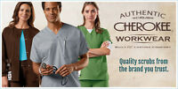 Medical uniforms, scrubs, lab coats, shoes, chef wear and access