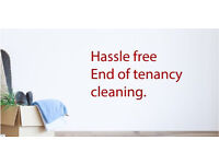 End of tenancy cleaning, window cleaning and oven cleaning.