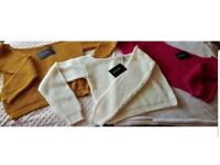 Pretty Little Things knitted Jumper
