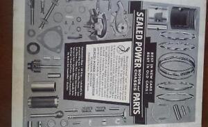 Motor's Handbook, 17th Edition, Thompson Products, 1940 Kitchener / Waterloo Kitchener Area image 2