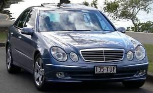Beautiful 2004 Mercedes-Benz E500 Sedan Wynnum West Brisbane South East Preview