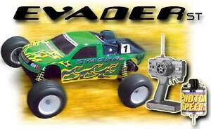 Evader ST electric RC truck
