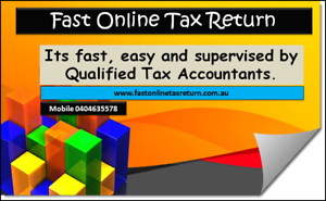 Face to Face and Online Tax Return Southern River Gosnells Area Preview