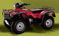 LOOKING FOR PROJECT FOUR WHEELER